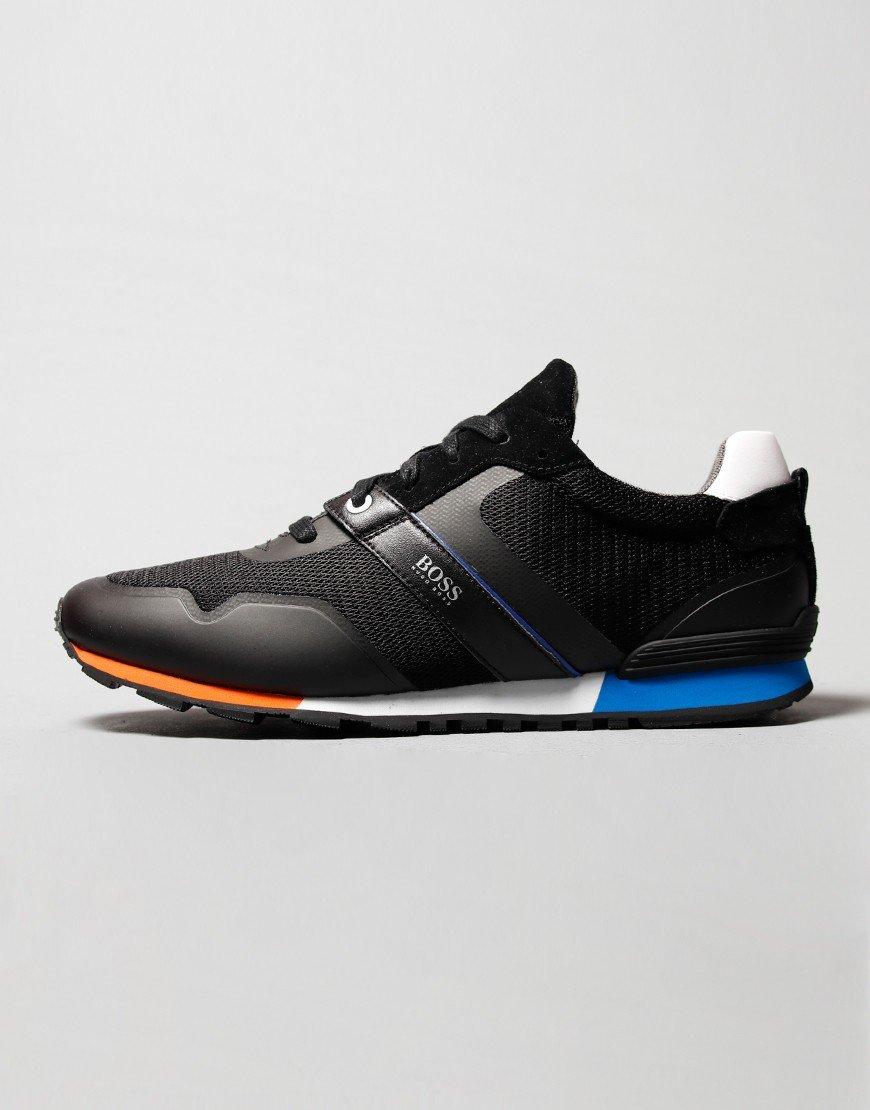 BOSS Parkour Runner Trainers Black
