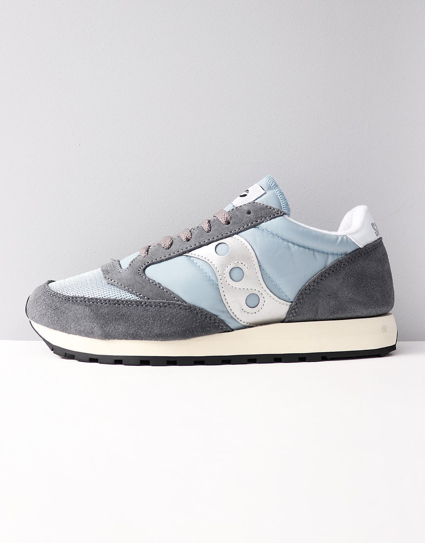 Saucony Jazz OG Sneakers Grey/Blue/White