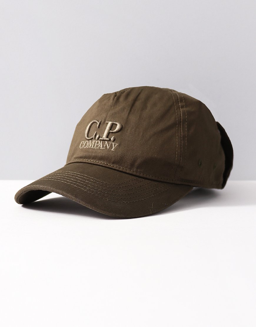 C.P.Company Undersixteen Goggle Cap Cloudburst