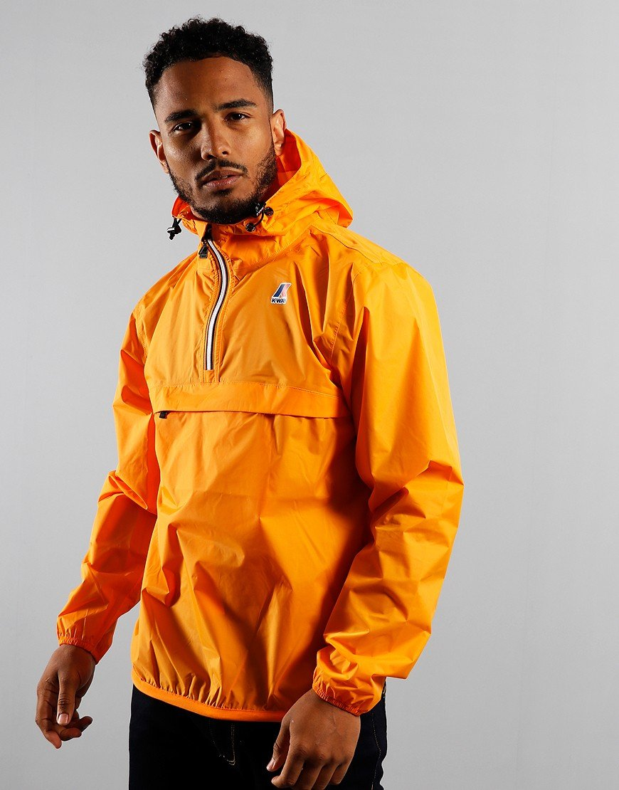 K-Way Leon 3.0 Jacket Orange