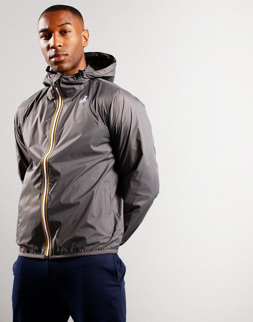 K-Way Claude 3.0 Jacket Grey