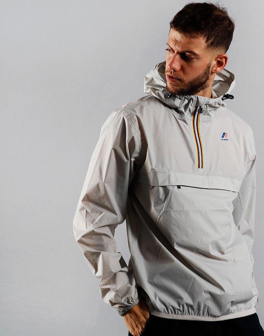 K-Way Leon 3.0 Jacket Greymid
