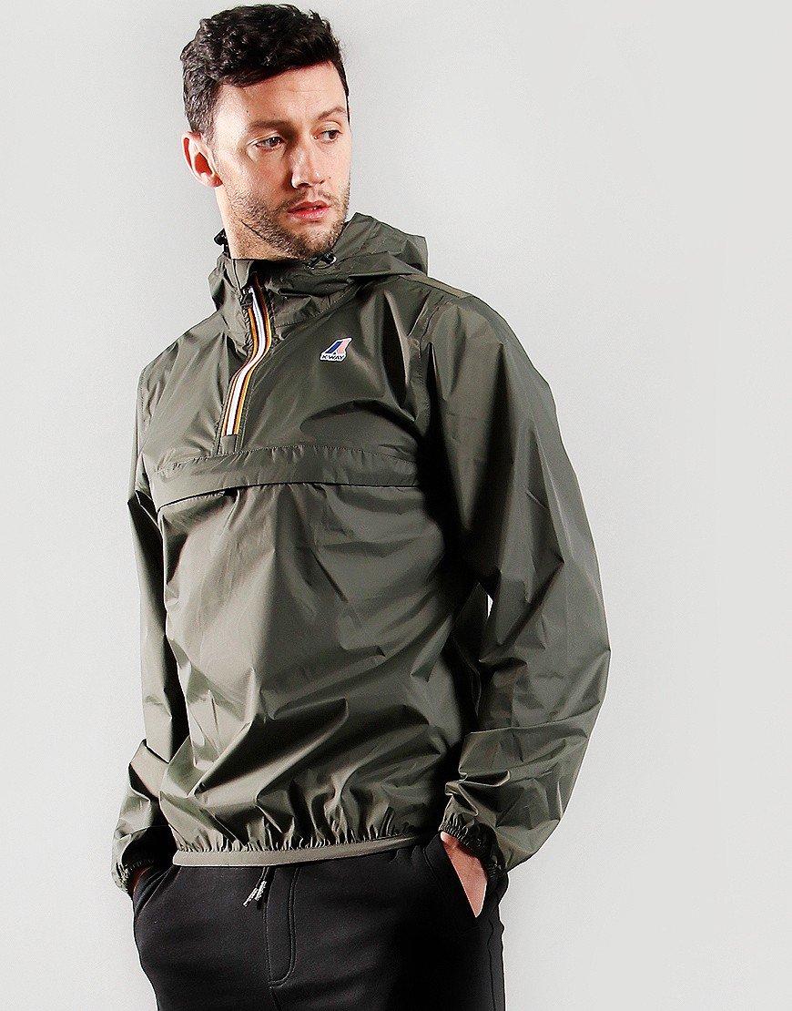 K-Way Leon 3.0 Jacket Black Torba