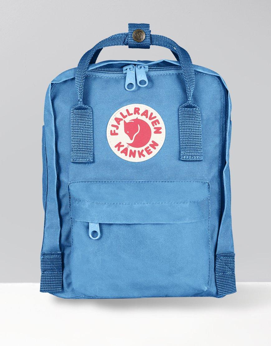 Fjällräven Kånken Mini Backpack Air Blue - Terraces Menswear aee58abfc1