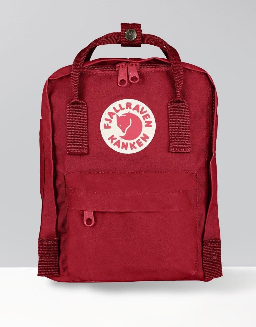 Fjällräven Kånken Mini Backpack Deep Red