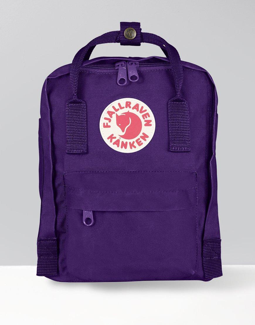 Fjällräven Kånken Mini Backpack Purple