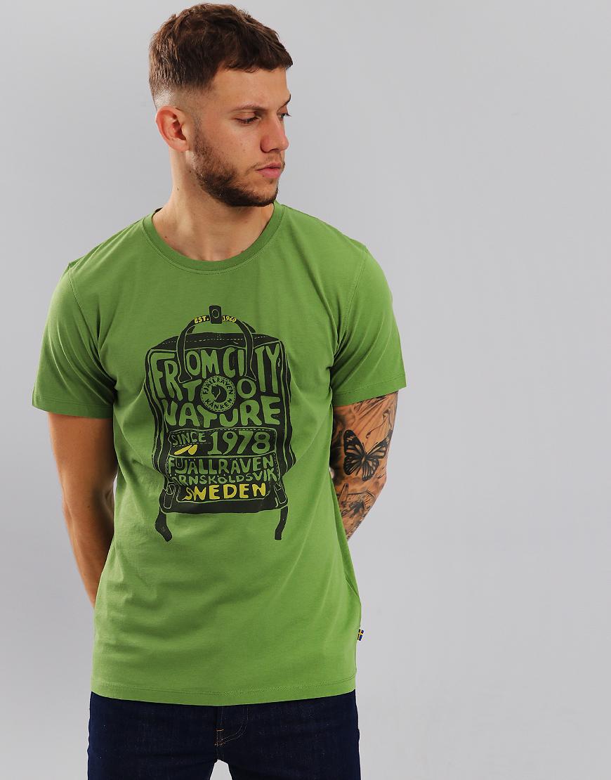 Fjällräven Kånken T-Shirt Fern