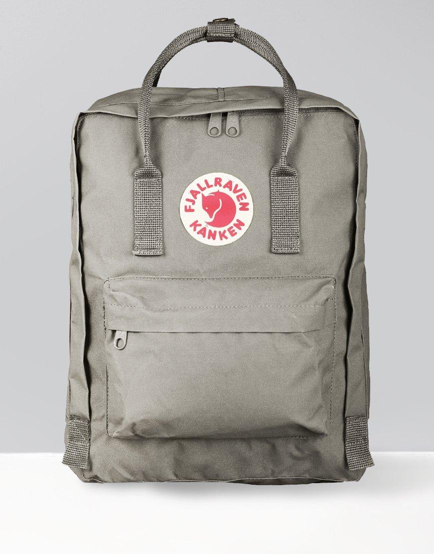 Fjällräven Kånken Backpack Fog
