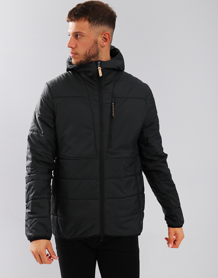 Fjällräven Keb Padded Hooded Jacket Black