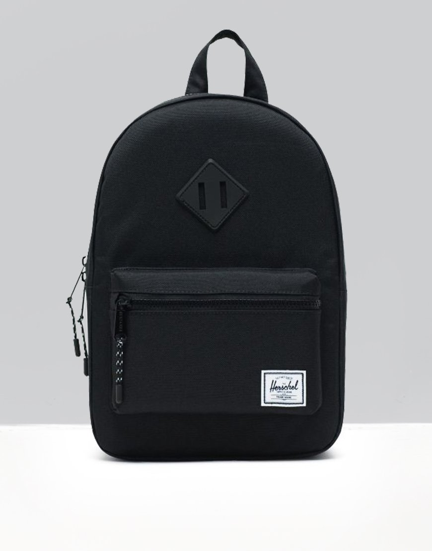 Herschel Youth Heritage Backpack Black