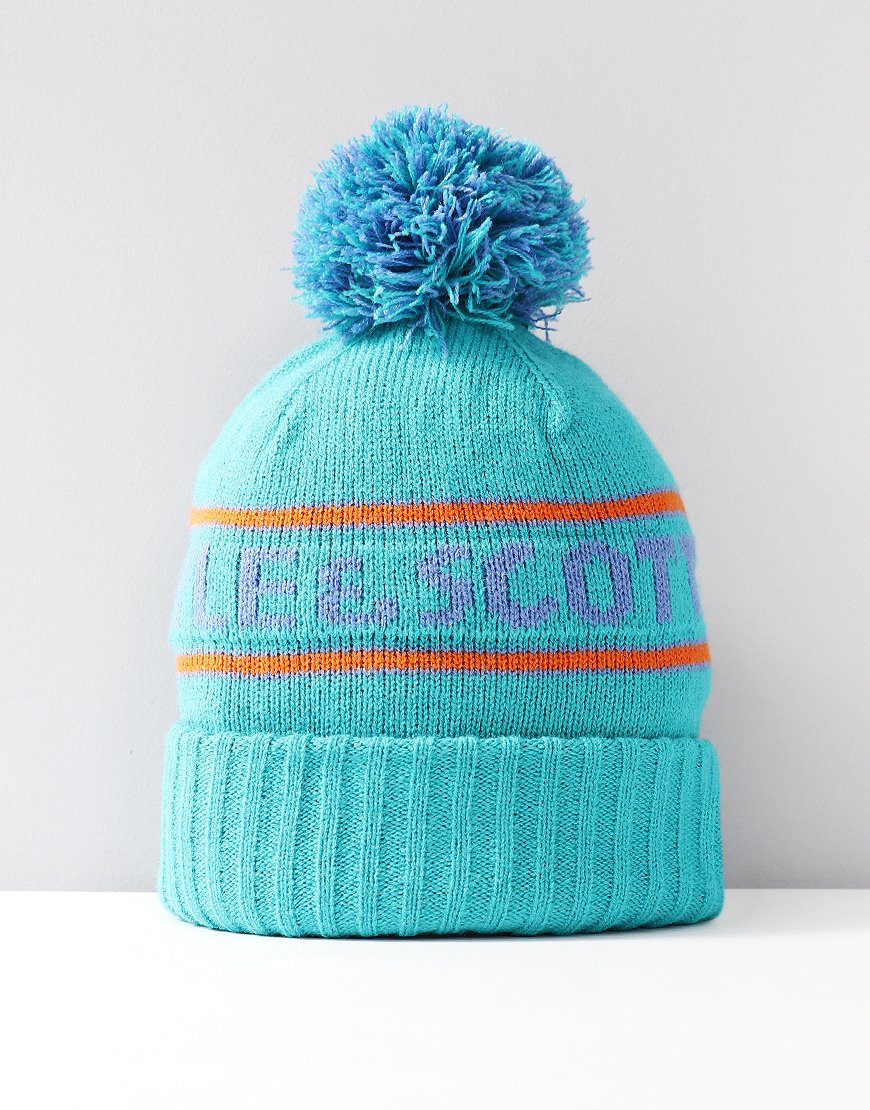 Lyle & Scott Junior Logo Beanie Lake