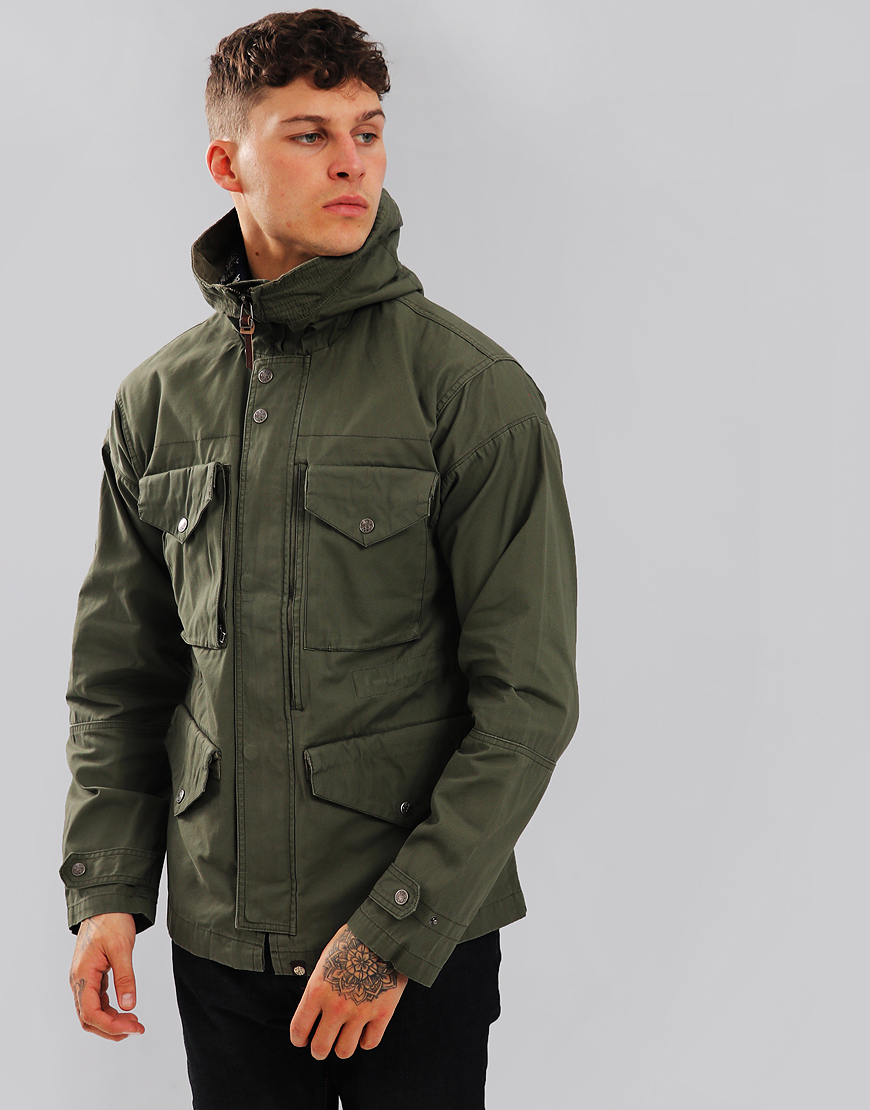 Pretty Green Kildare Jacket Khaki