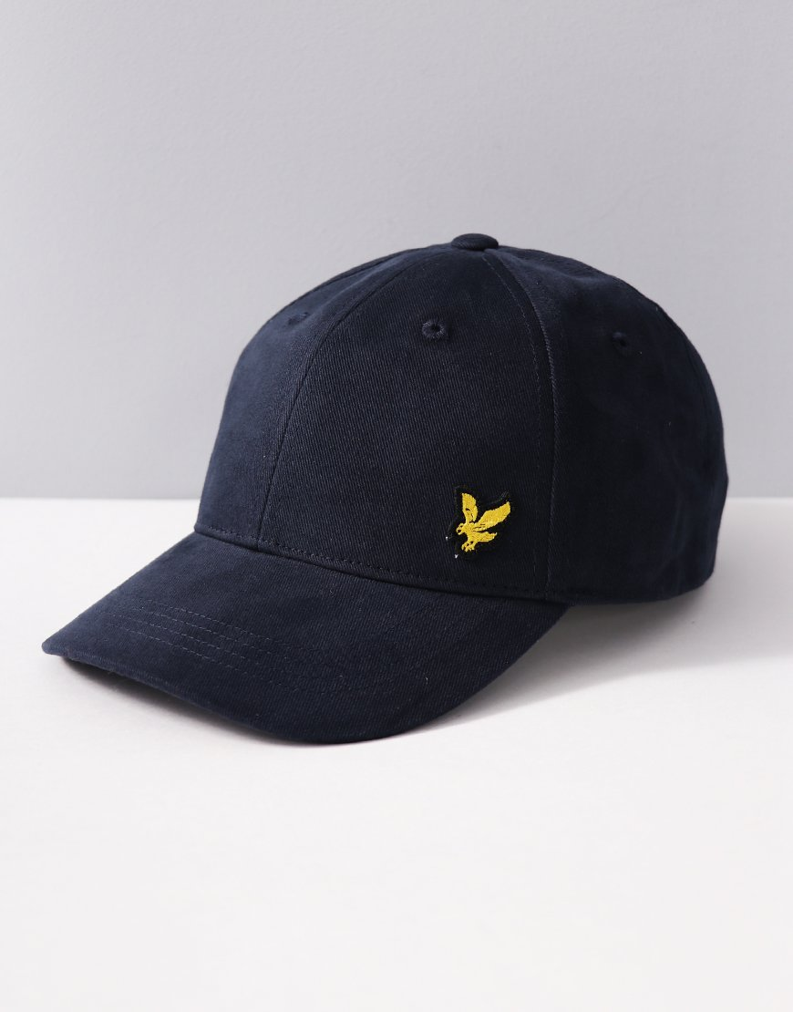 Lyle & Scott Junior Knit Cap Navy