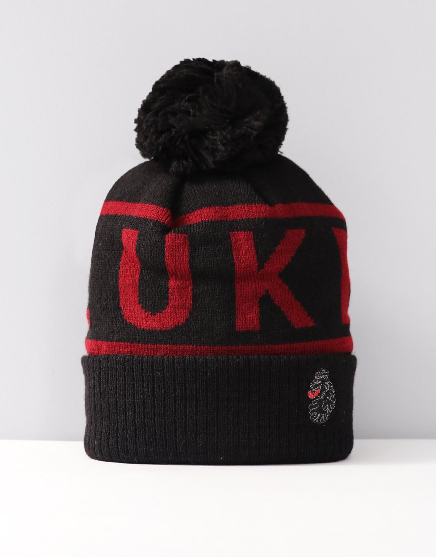 Luke 1977 Koo Knitted Hat Black