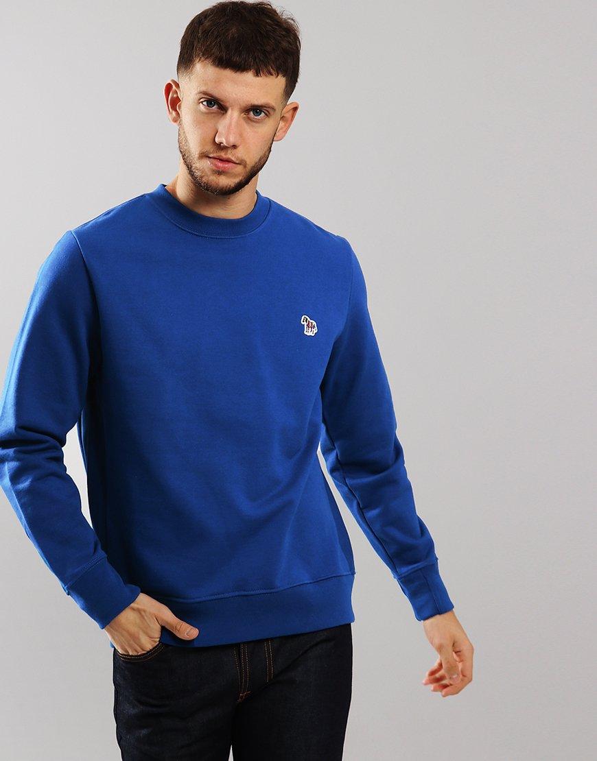 a0e275b1f Paul Smith Zebra Logo Sweatshirt Indigo