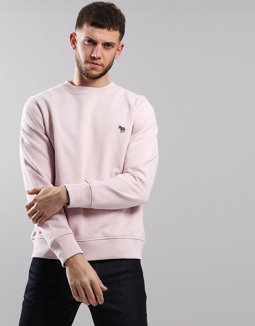 Paul Smith Zebra Logo Sweatshirt Pink