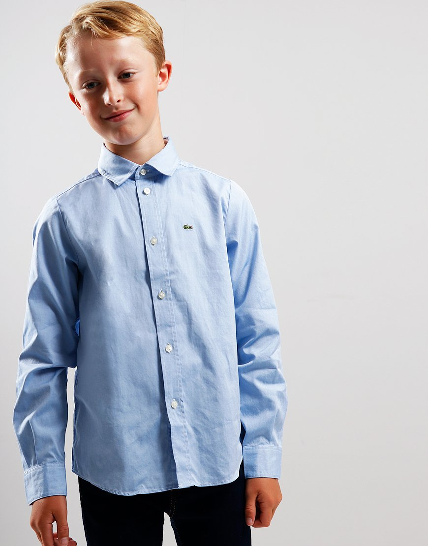 Lacoste Kids Long Sleeve Shirt Rill