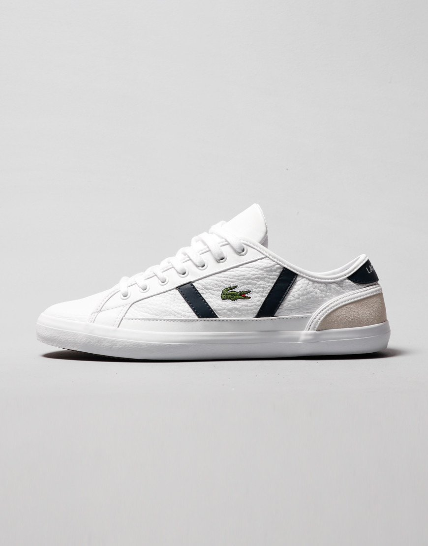 Lacoste Sideline 120 Trainers White/Off White