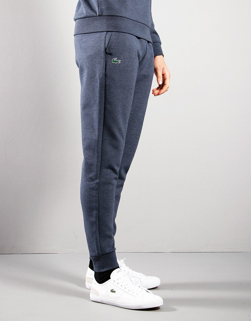 Lacoste Mesh Panel Track Pants  Pitch Chine