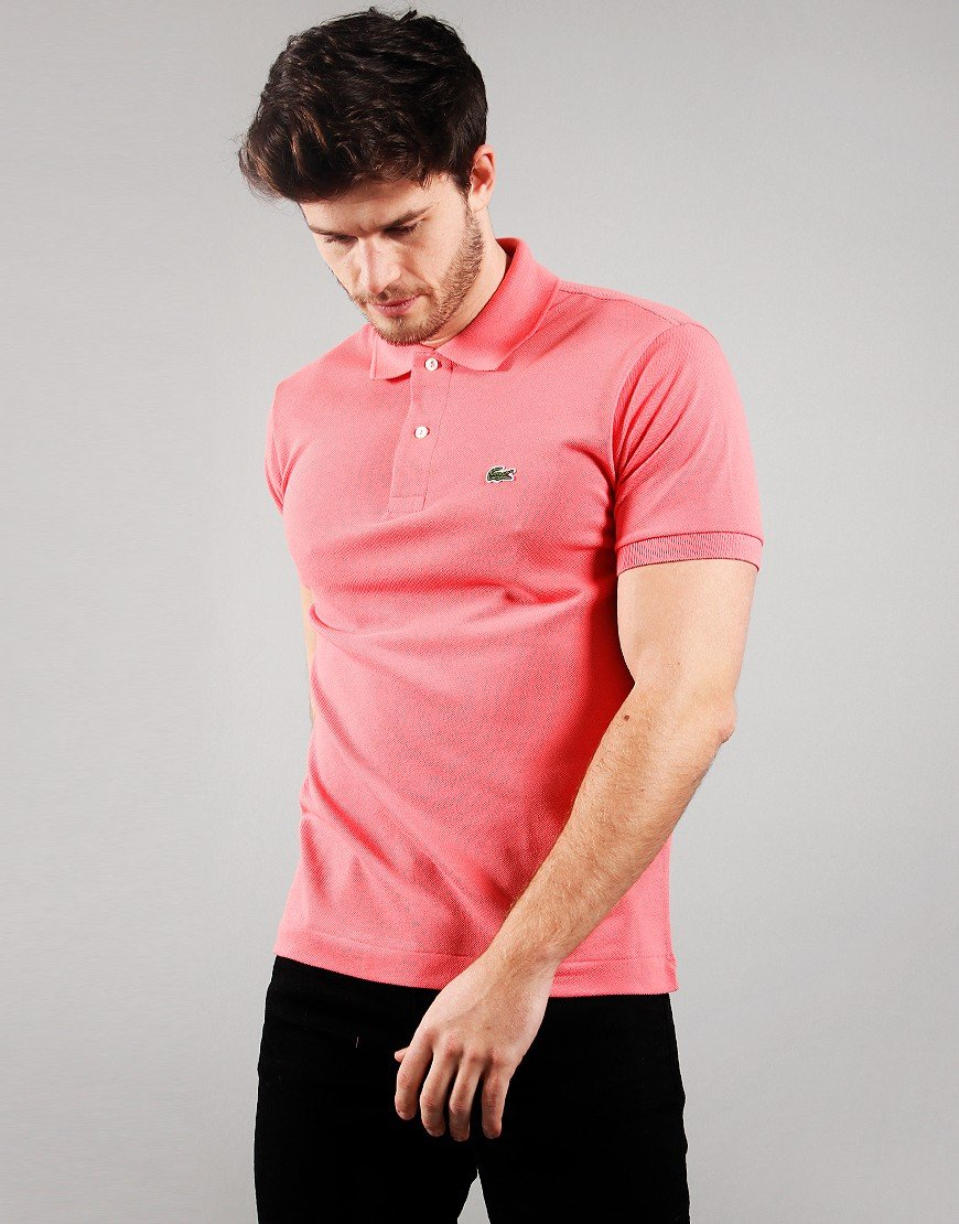 Lacoste Best Polo Shirt Amaryllis