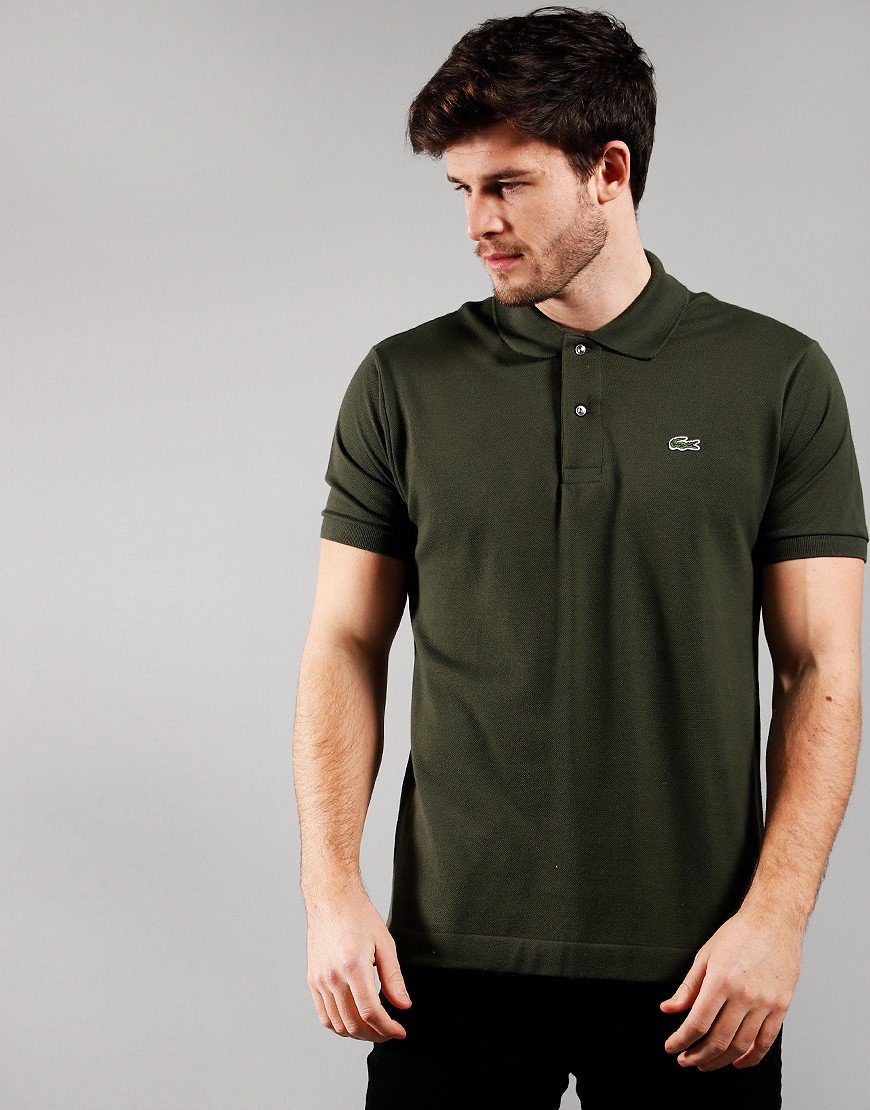 Lacoste Best Polo Shirt Baobab