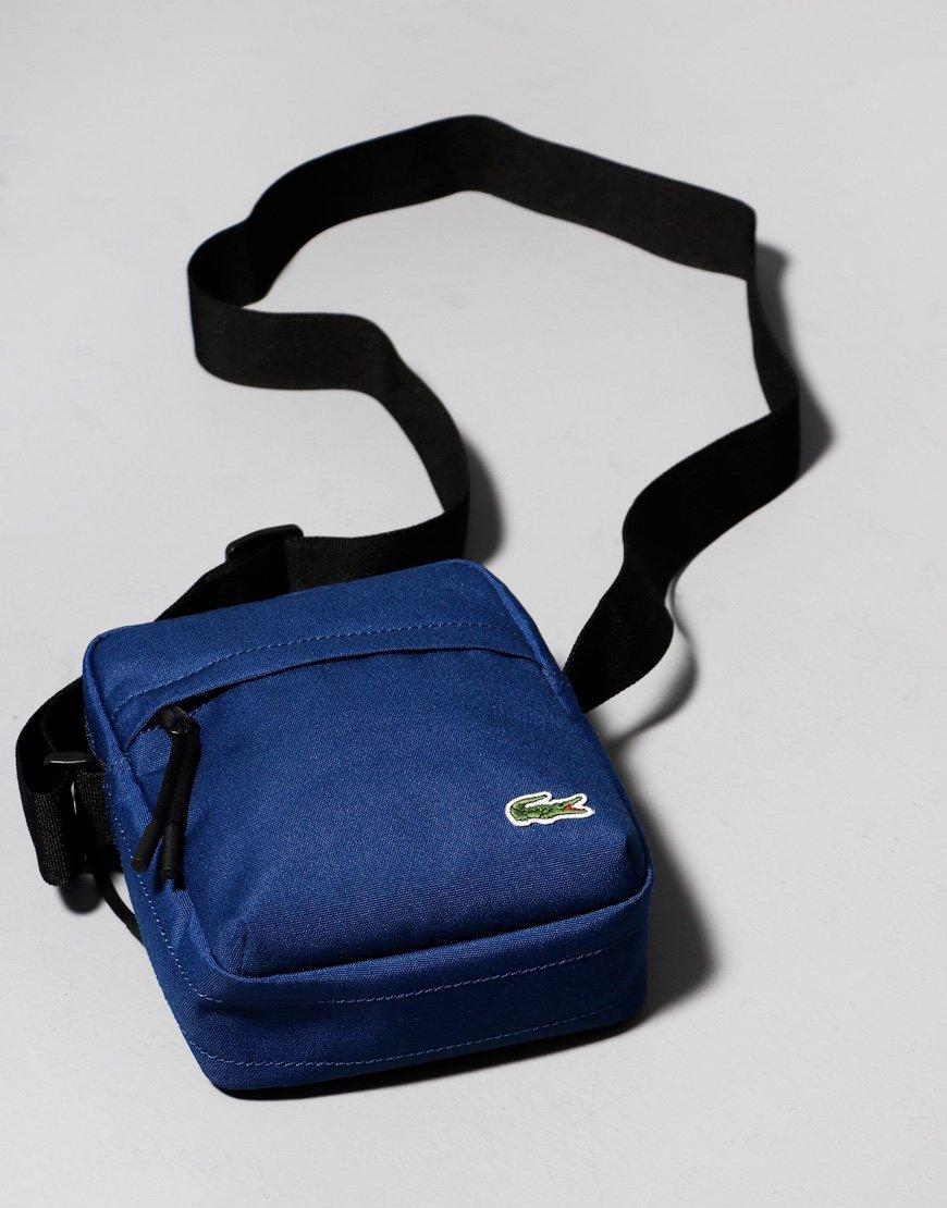 Lacoste Camera Side Bag Sphere Noir