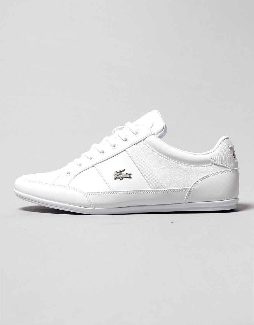 Lacoste Chaymon BL 1 Trainers White