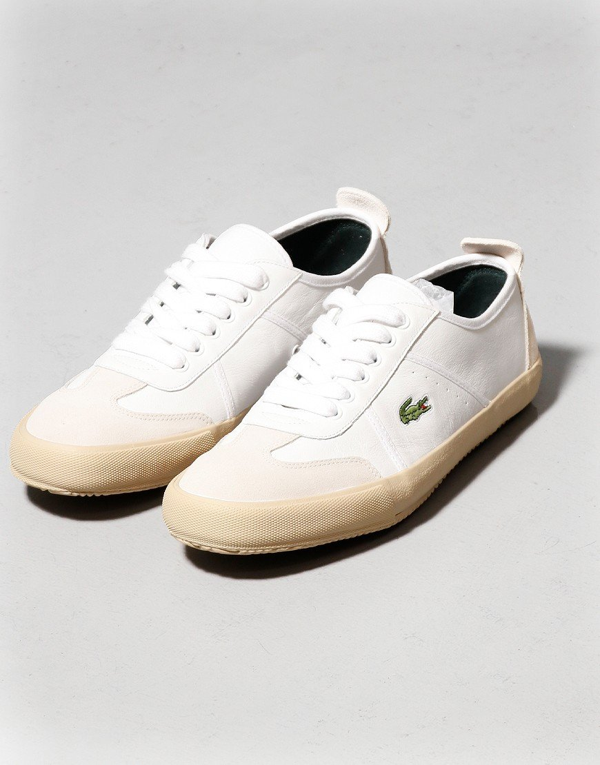 Lacoste Contest 0120 Trainers White/Off white