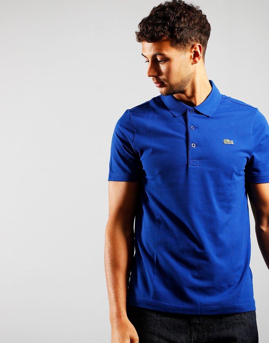 Lacoste Sport Cotton Blend Polo Shirt Cosmic