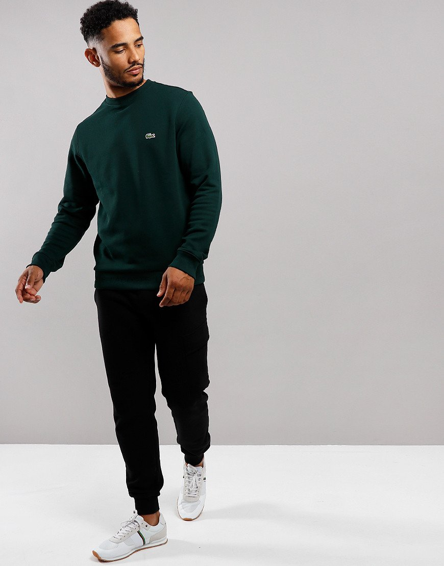 Lacoste Crew Neck Sweat Sinople