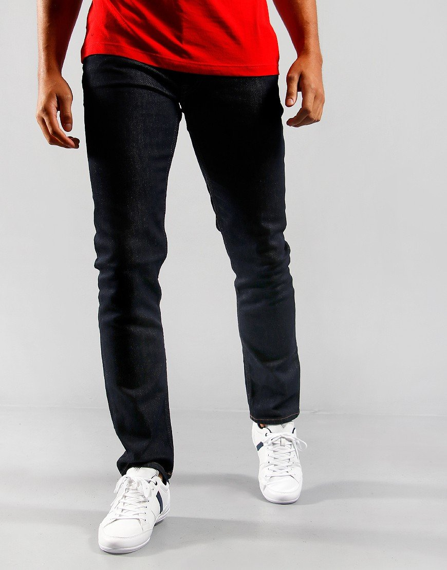 Lacoste Five-Pocket Jeans Washed Rinse