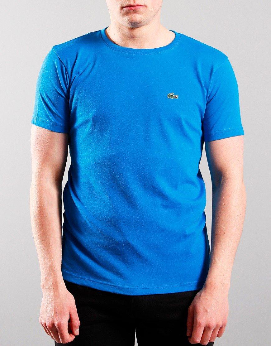 Lacoste Kids Crew Neck T-Shirt Ultramarine