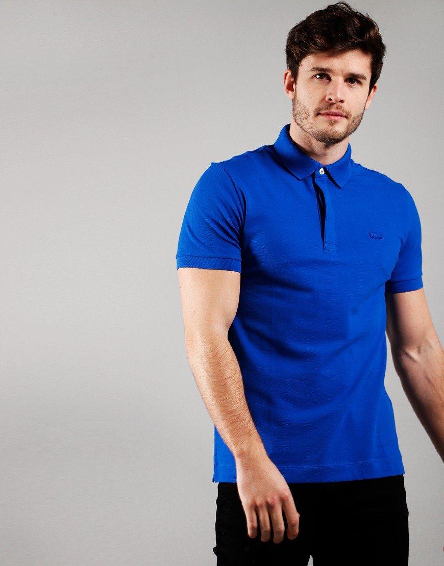 Lacoste Paris Polo Shirt Lazuli