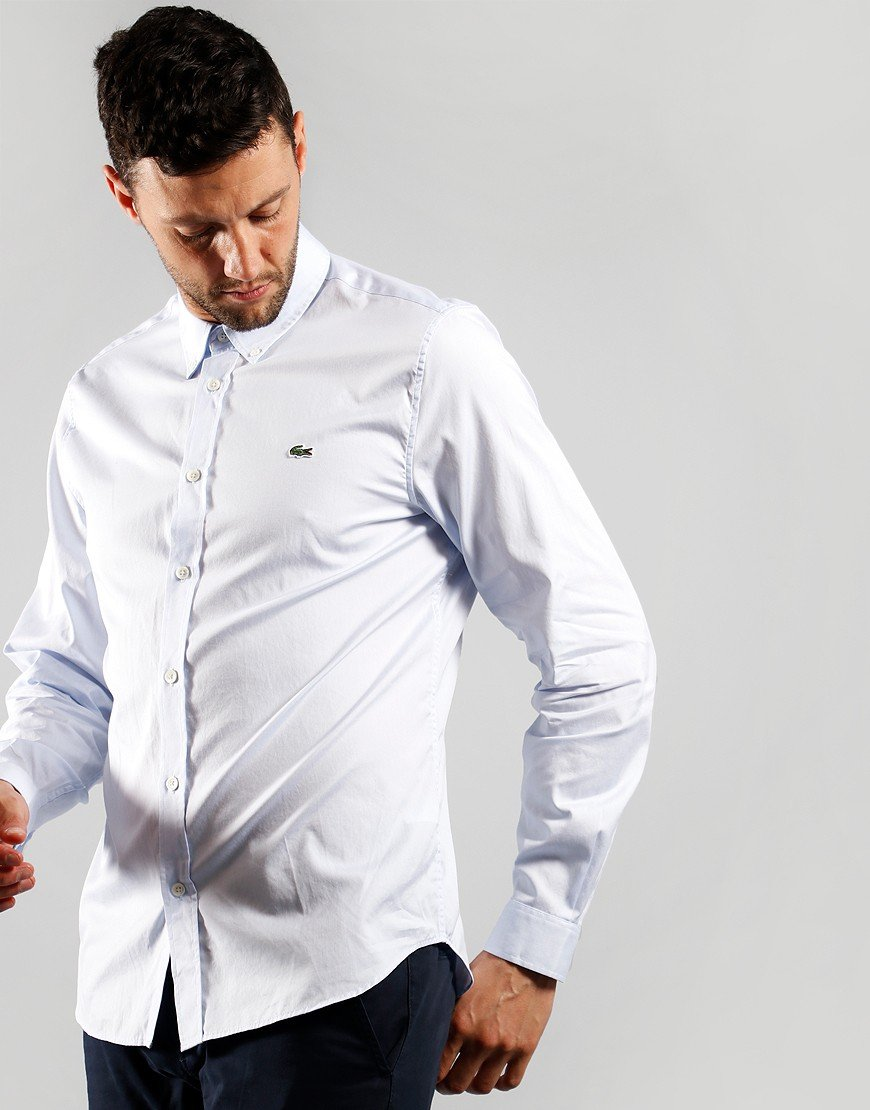 Lacoste Regular Fit Cotton Shirt Rill
