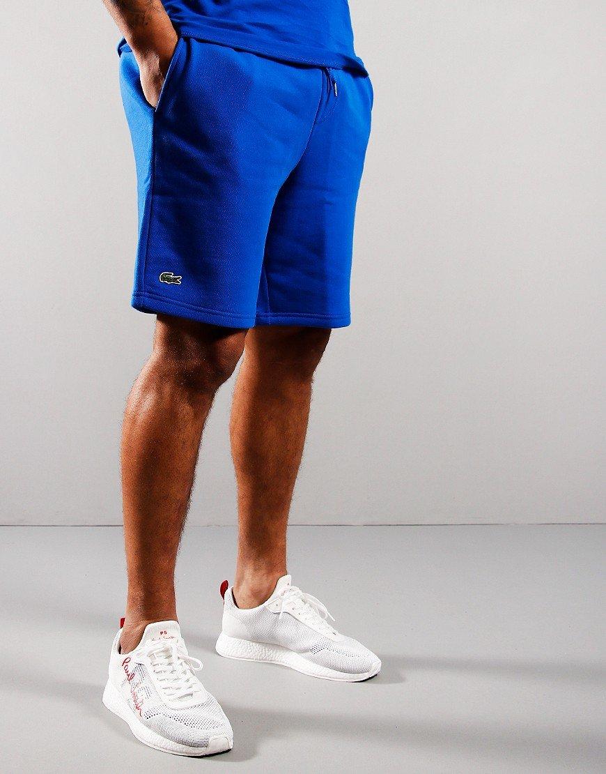 Lacoste SPORT Tennis Fleece Shorts Lazuli