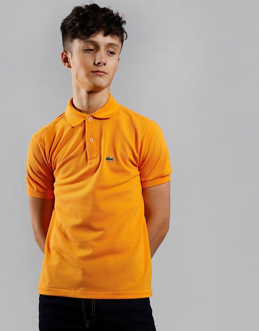 Lacoste Kids Plain Polo Shirt Holy