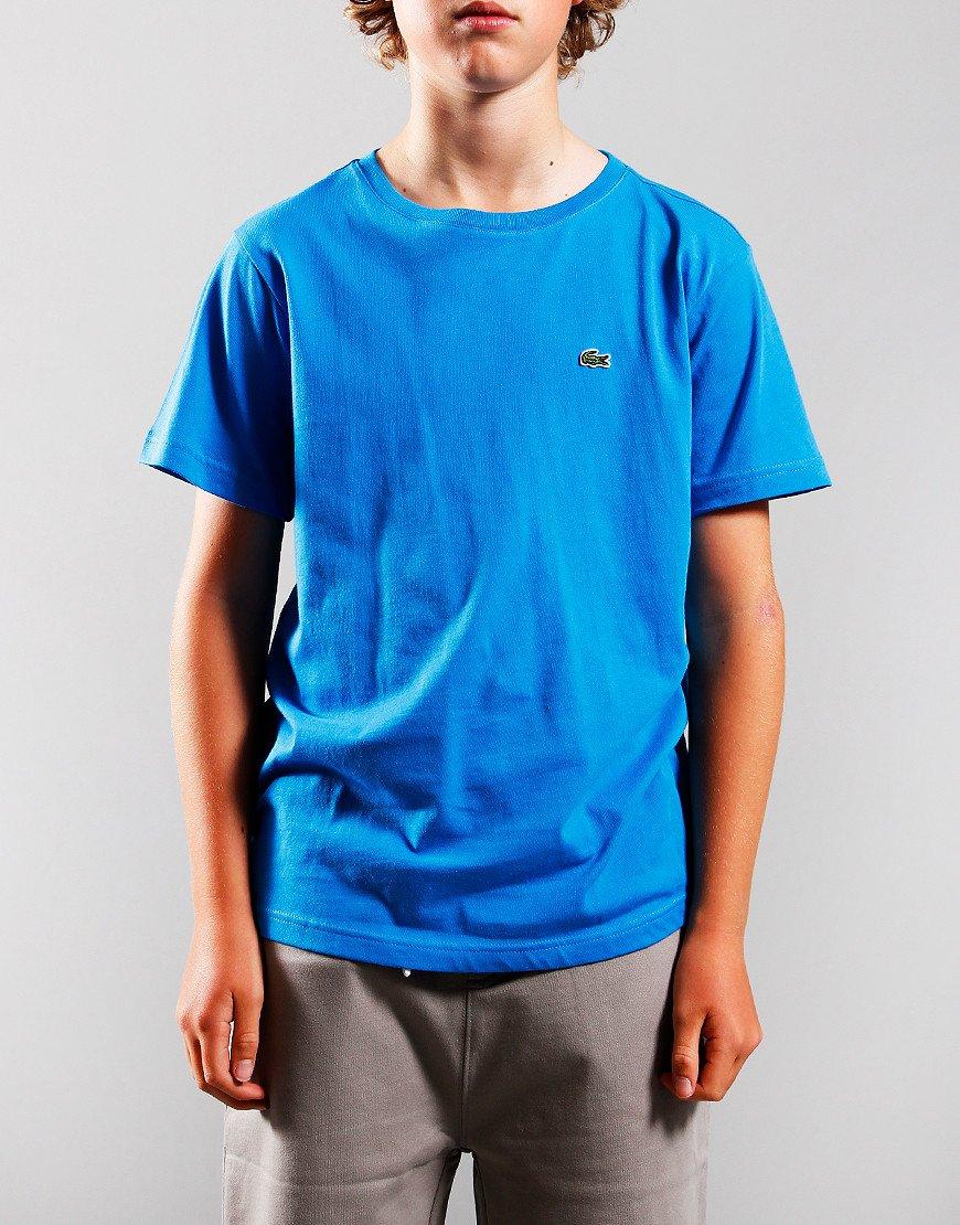 Lacoste Kids Plain T-Shirt Ibiza