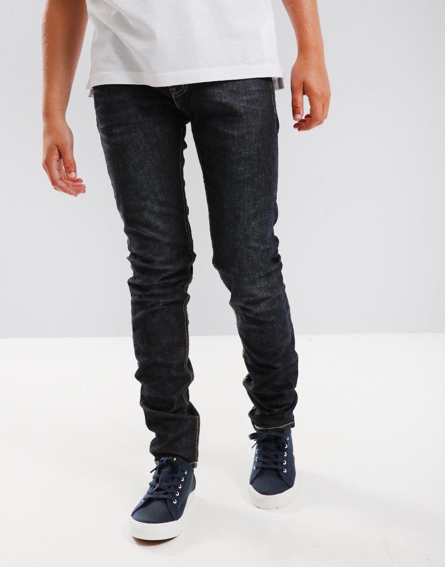Levi Kids 512 Slim Fit Jeans Denim