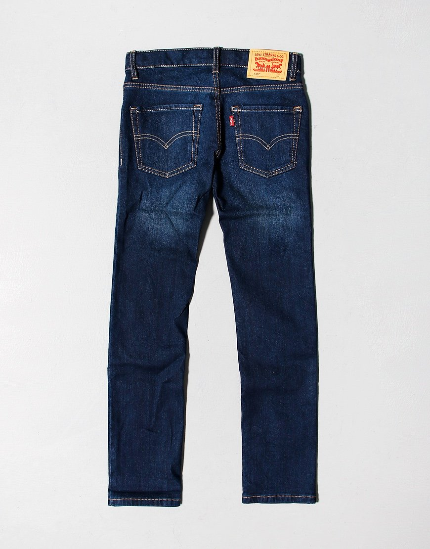 Levi's Kids 510 Skinny Jeans Lamont