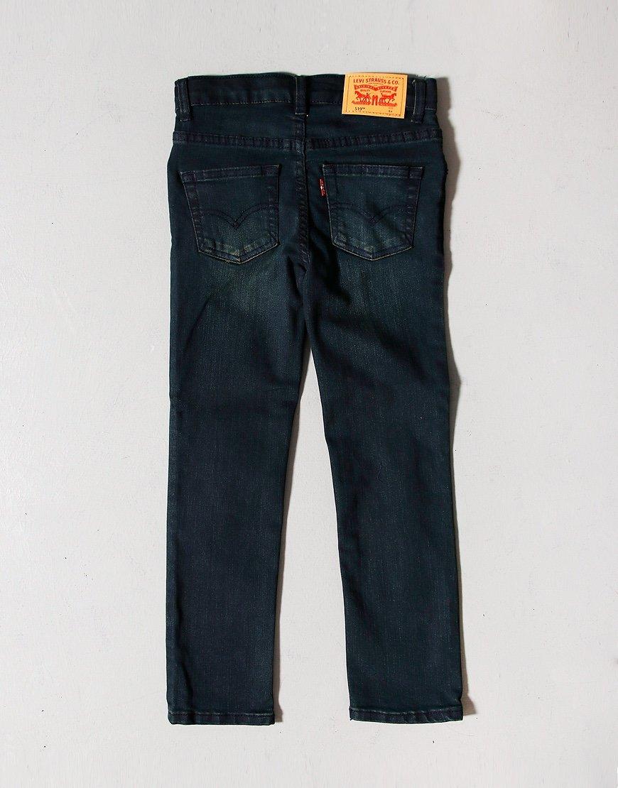 Levi's Kids 519 Extreme Skinny Jeans Nightswatch