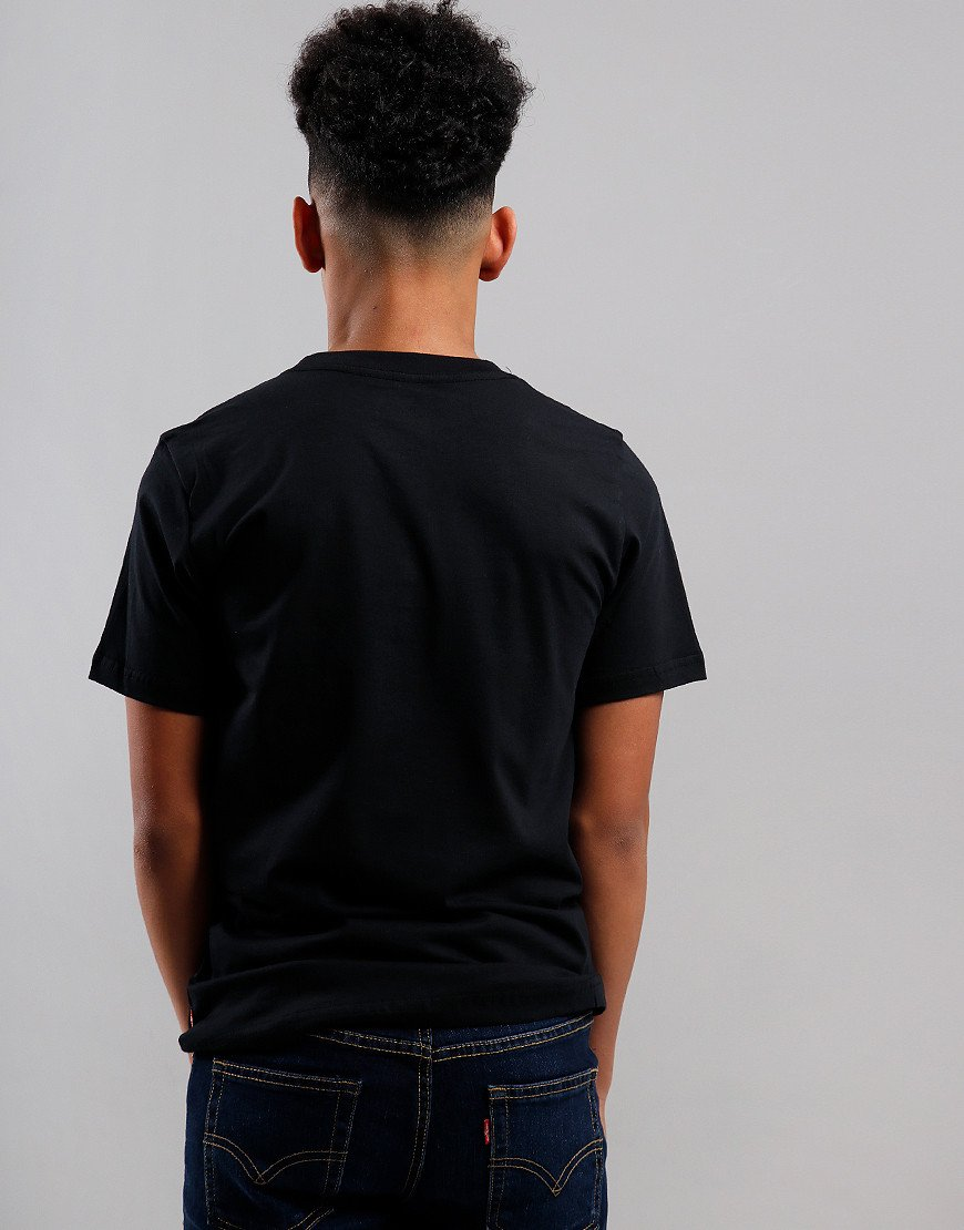 Levi's Kids Batwing T-shirt Black