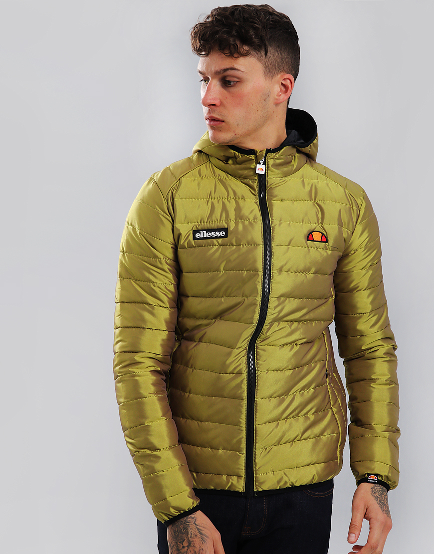 Ellesse Lexus Padded Jacket Gold