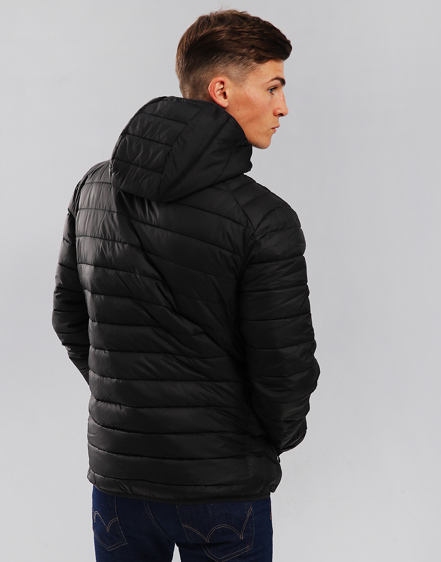 Ellesse Lombardy Puffer Jacket Anthracite