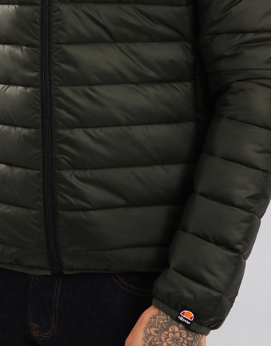 Ellesse Lombardy Puffer Jacket Rosin