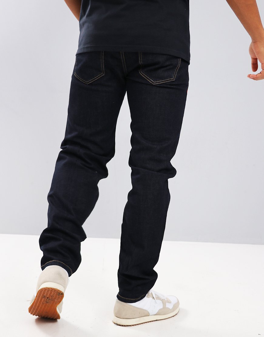 Peaceful Hooligan Loose Fit Jeans Rinse