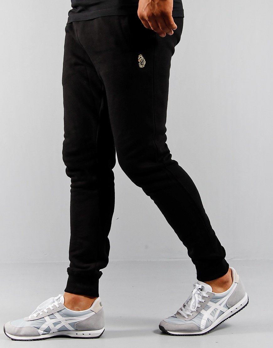 Luke 1977 Hills Angels 3 Joggers Black