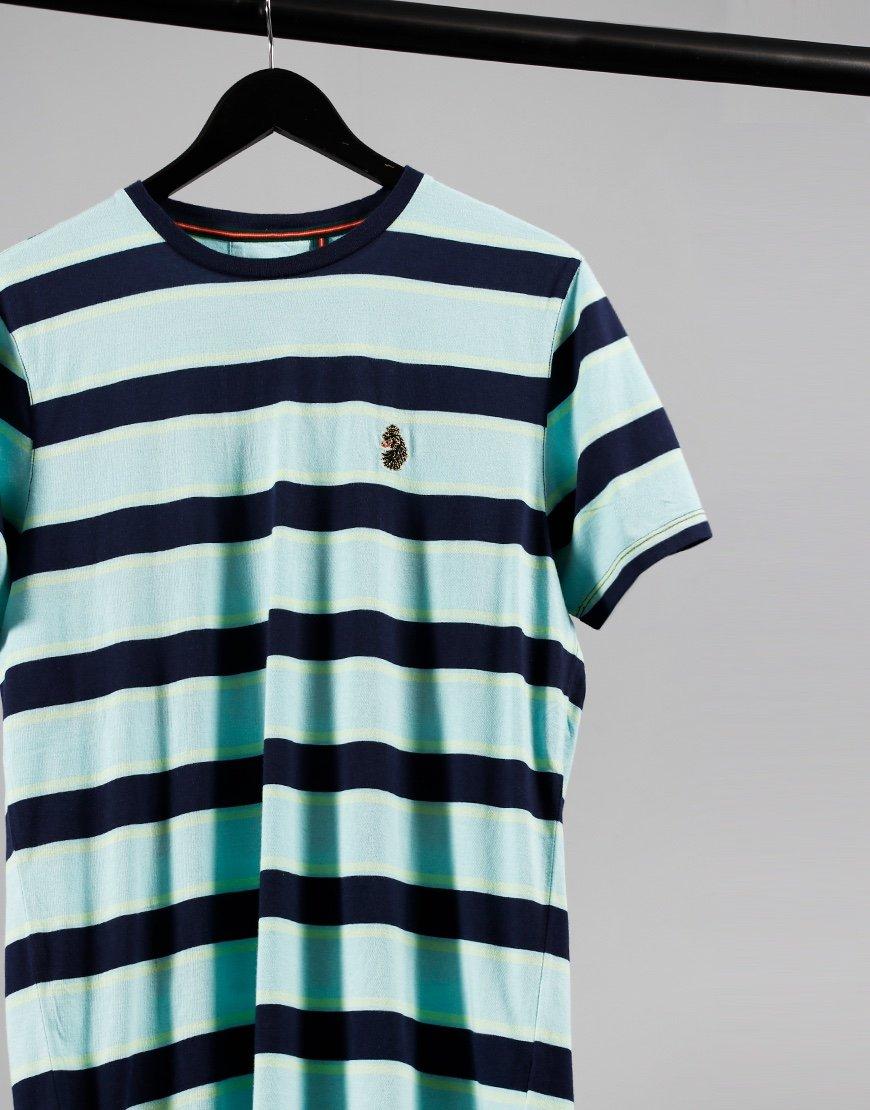 LUKE 1977 Galati T-shirt Navy
