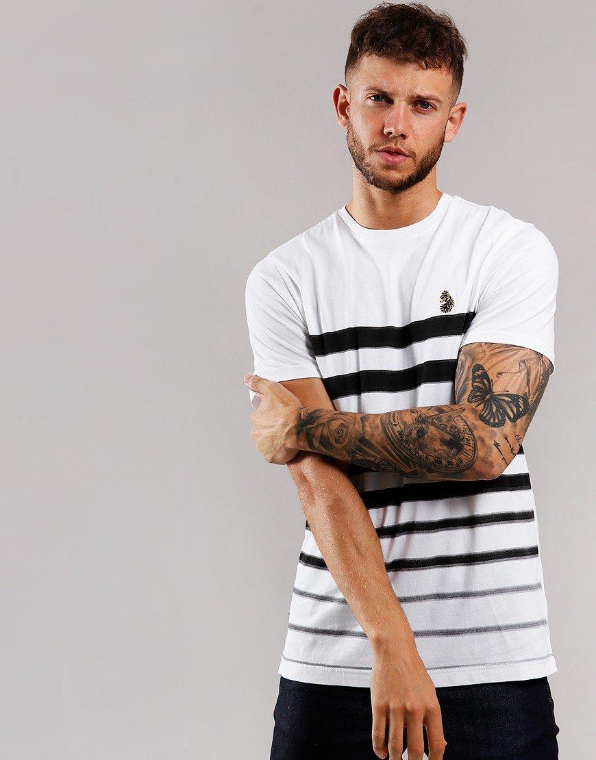 Luke 1977 Option 1 T-Shirt White/Black