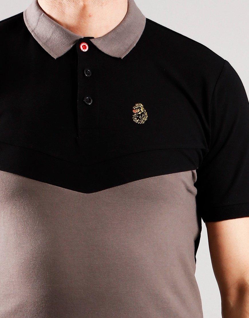 Luke 1977 Cala Mayor Polo Shirt Black