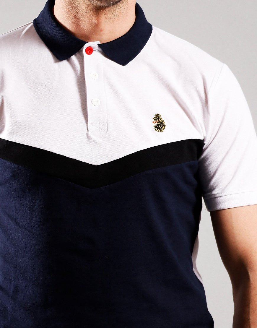 Luke 1977 Cala Mayor Polo Shirt White